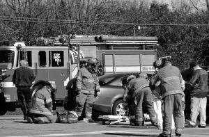 Medical emergency car accident injury Virginia Beach